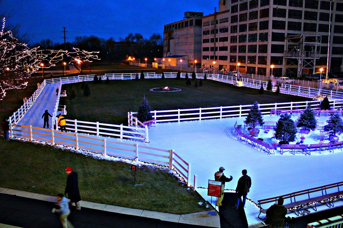 Winter Wonderland Rinks