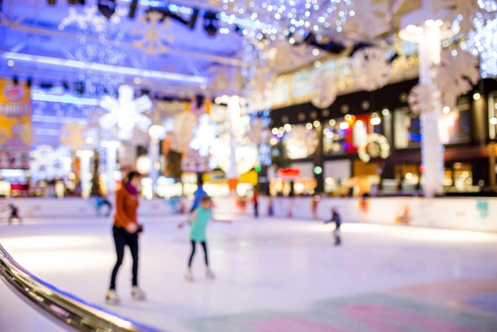 Could a Synthetic Ice Rink Revitalize Your Shopping Center 2